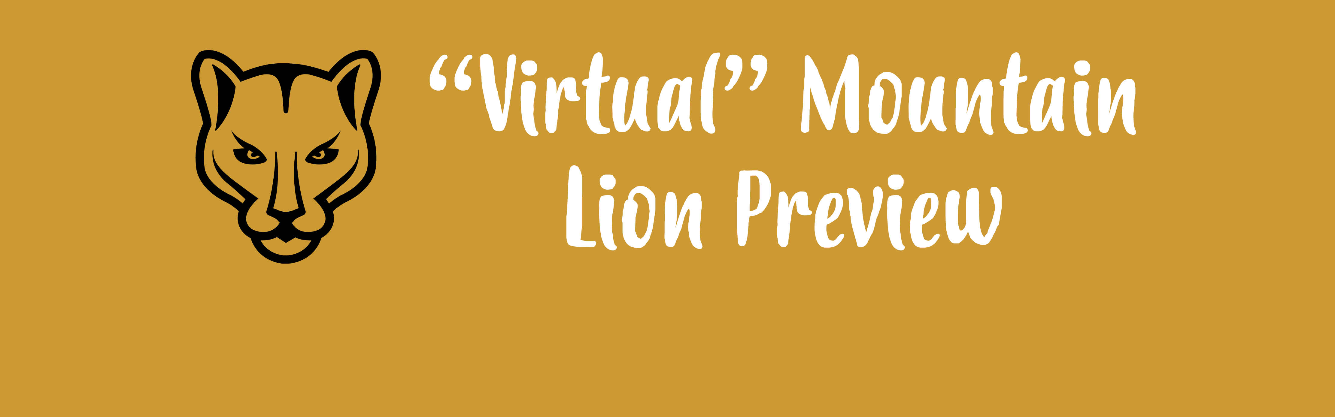 Virtual Mountain Lion Preview